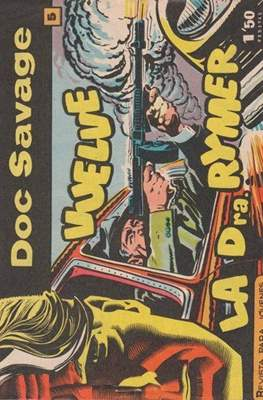 Doc Savage (Grapa (1961)) #5