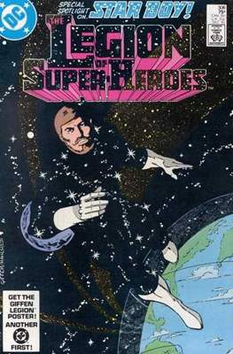 Legion of Super-Heroes Vol. 2 (1980-1987) (Comic-book) #306