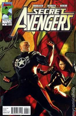 Secret Avengers Vol. 1 (2010-2013) #6