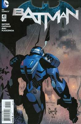 Batman Vol. 2 (2011-2016) (Comic Book) #41