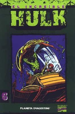 Coleccionable El Increíble Hulk (2003-2004) #6
