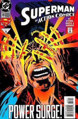 Action Comics Vol. 1 (1938-2011; 2016-) (Comic Book) #698