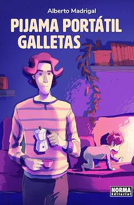 Pijama portátil galletas (Cartoné 164 pp)