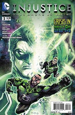 Injustice: Year Two Vol 1 #3