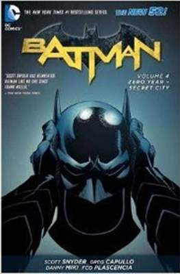 Batman Vol. 2 (2011-2016) (Cartoné) #4