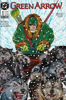 Green Arrow Vol. 2 (Comic-book.) #8