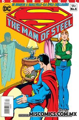 Superman The Man of Steel - DC Semanal (Grapa) #6