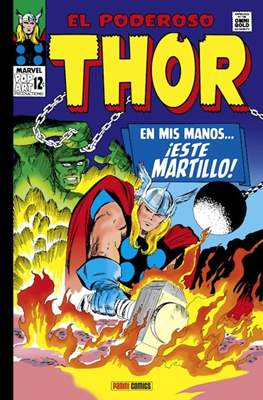 El Poderoso Thor. Marvel Gold (Omnigold) #2