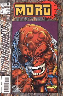 Cosmic Powers (Comic Book 56 pp) #5