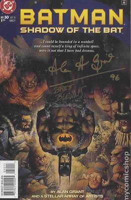 Batman: Shadow of the Bat. Variant Covers (Comic-book) #50.1