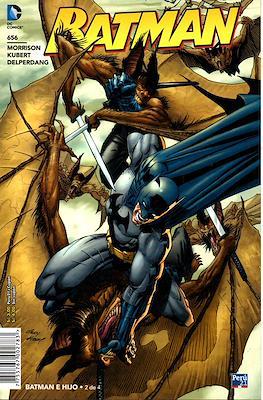 Batman e Hijo (Grapas) #2