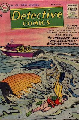 Detective Comics Vol. 1 (1937-2011; 2016-) (Comic Book) #221