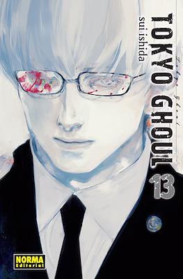 Tokyo Ghoul (Rústica con sobrecubierta) #13