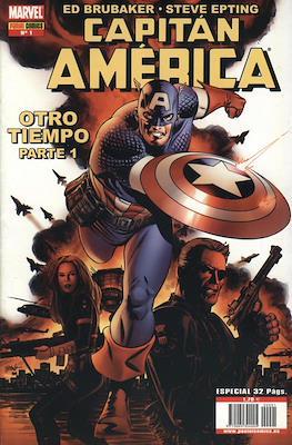 Capitán América Vol. 7 (2005-2011)
