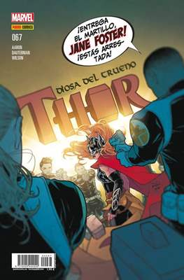 Thor / El Poderoso Thor / Thor - Dios del Trueno / Thor - Diosa del Trueno / El Indigno Thor (2011-) (Grapa) #67