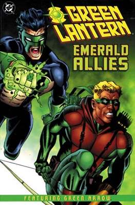 Green Lantern: Emerald Allies