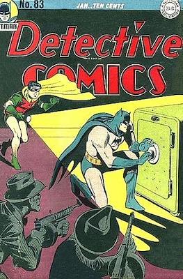 Detective Comics Vol. 1 (1937-2011; 2016-) (Comic Book) #83