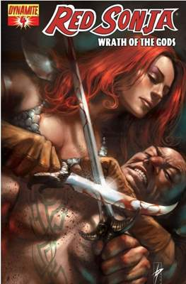 Red Sonja Wrath of the Gods (Comic Book) #4
