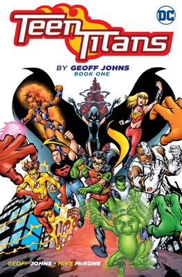 Teen Titans by Geoff Johns (Softcover) #1