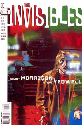 Invisibles (1994 1st Series) #2