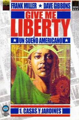 Give me Liberty (Rustica 52/52/48 pp) #1