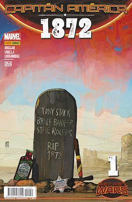 Capitán América Vol. 8 (2011-) (Grapa) #59