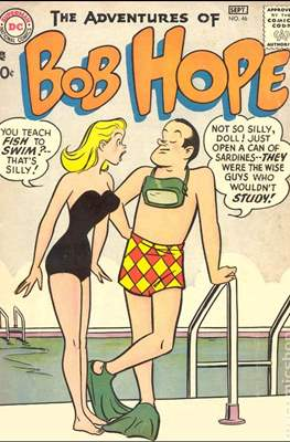 The adventures of bob hope vol 1 #46