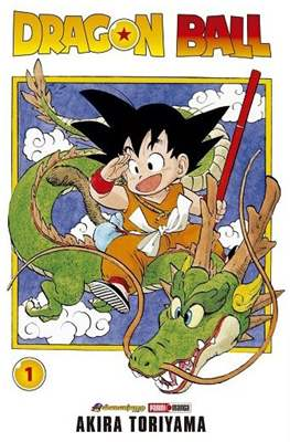 Dragon Ball (Rústica) #1