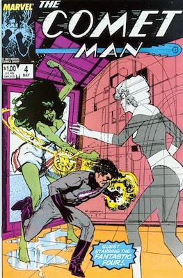 Comet Man (Comic-book.) #4
