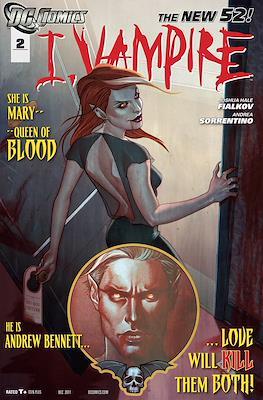 I, Vampire Vol. 1 #2