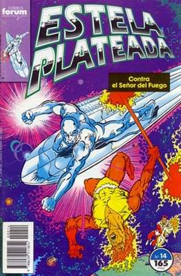 Estela Plateada Vol. 1 / Marvel Two-In-One: Estela Plateada & Quasar (1989-1991) (Grapa 32-64 pp) #14