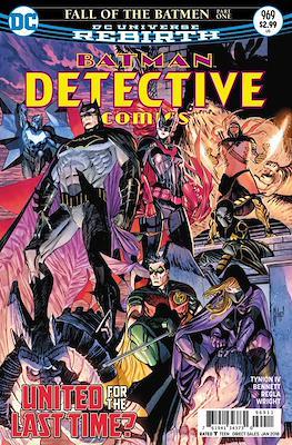 Detective Comics Vol. 1 (1937-2011; 2016-) (Comic Book) #969