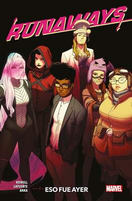 Runaways. 100% Marvel HC (Cartoné 152-136 pp) #3