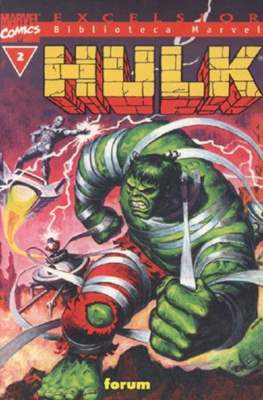 Biblioteca Marvel: Hulk (2004-2006) (Rústica 160 pp) #2