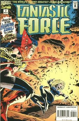 Fantastic Force Vol. 1 (1994-1996) #7