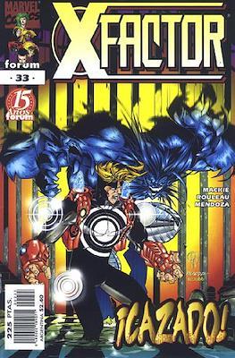 X-Factor Vol. 2 (1996-1999) (Grapa 24 pp) #33