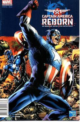 Captain America: Reborn (Grapas) #1
