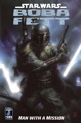 Star Wars Boba Fett: Man With a Mission