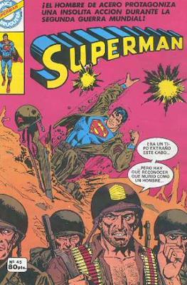 Super Acción / Superman #45
