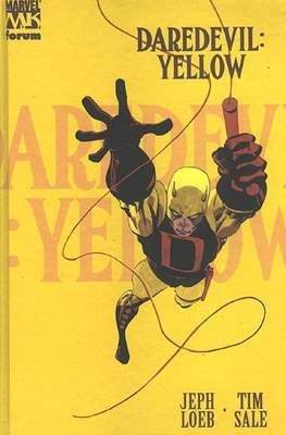 Daredevil: Yellow (2002). Marvel Knights