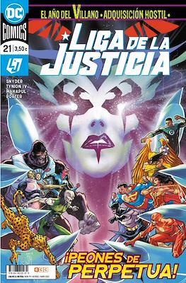 Liga de la Justicia. Nuevo Universo DC / Renacimiento (Grapa) #99/21