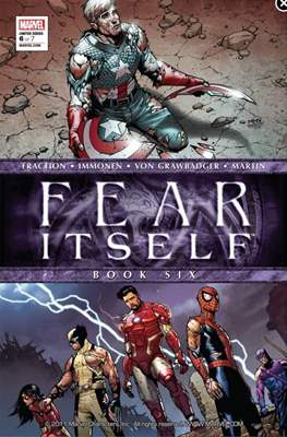 Fear Itself (Comic-Book) #6