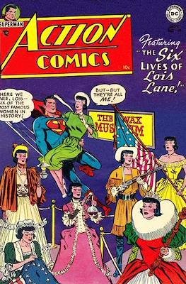 Action Comics Vol. 1 (1938-2011; 2016-) (Comic Book) #198