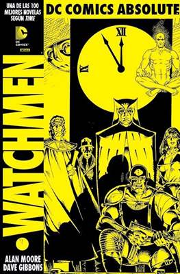 Absolute Watchmen. DC Cómics Absolute