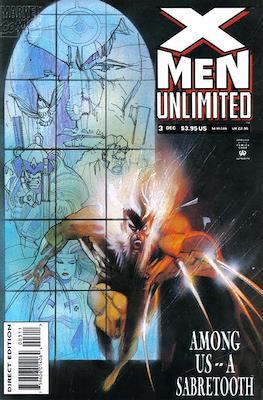 X-Men Unlimited Vol 1 (1993-2003) #3