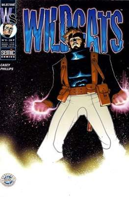 Wildcats (Agrafé. 64 pp) #5