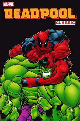 Deadpool Classic (Softcover) #2