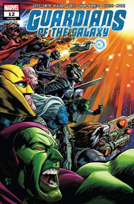 Guardians of the Galaxy (2019-...) (Comic Book) #12