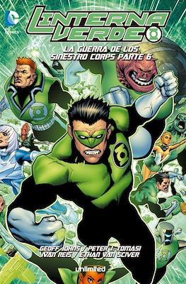 Linterna Verde: La guerra de los Sinestro Corps (Rústica) #6