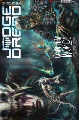 Judge Dredd Megazine Vol. 5 (Grapa) #401